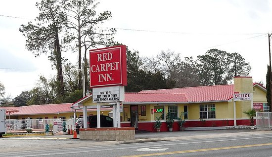 Red Carpet Inn Starke
