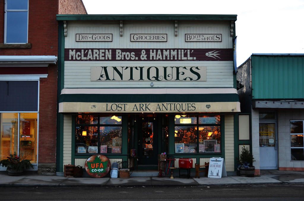 Lost Ark Antiques