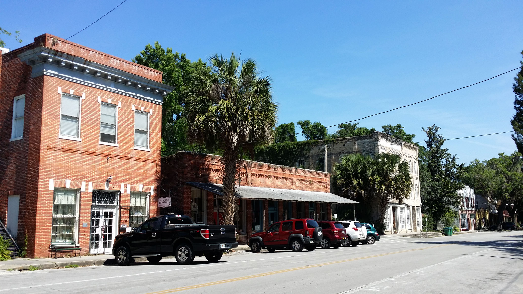Micanopy Historic District