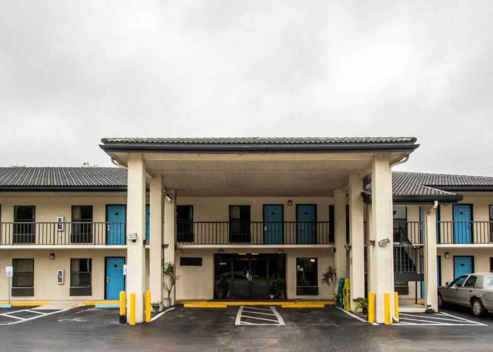 Travelodge Hotel In Florida City