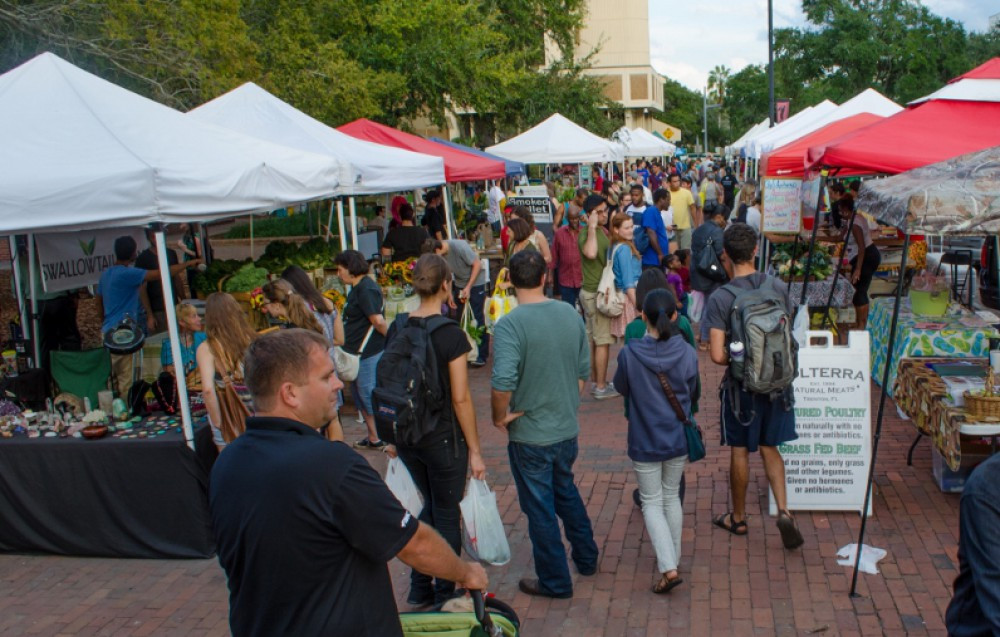 Union Street Farmers Market