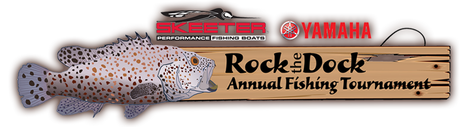 10TH ANNUAL ROCK THE DOCK FISHING TOURNAMENT, April 28 & 29, Panacea, Florida