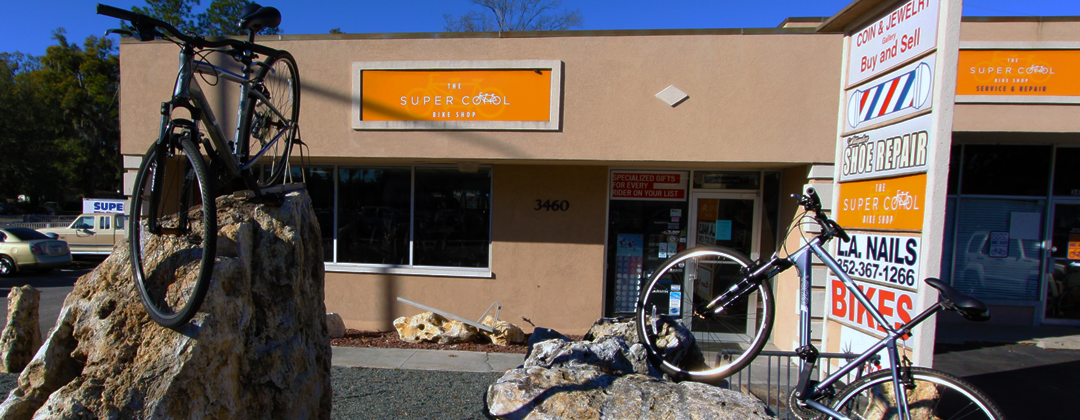 Super Cool Bike Shop