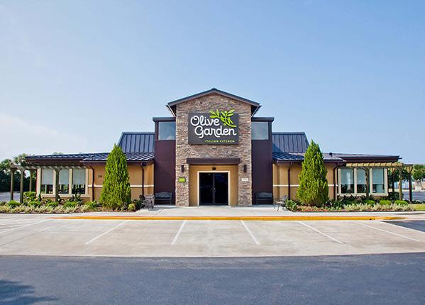 Olive Garden Italian Restaurant Visit Natural North Florida