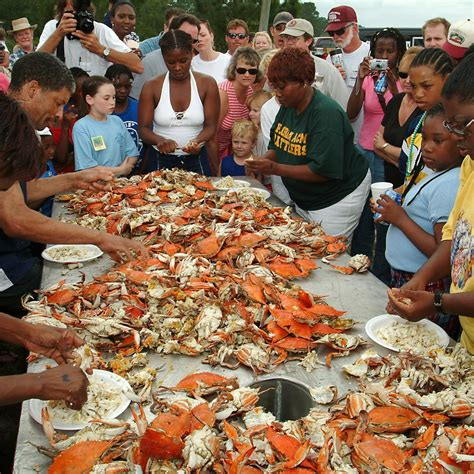 Don't Miss Panacea's Blue Crab Festival, May 4 & 5, on Florida's Big Bend