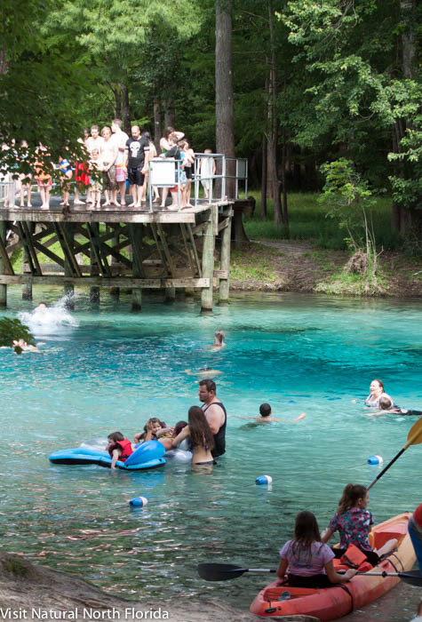 Gilchrist Blue Springs State Park Florida S Newest State