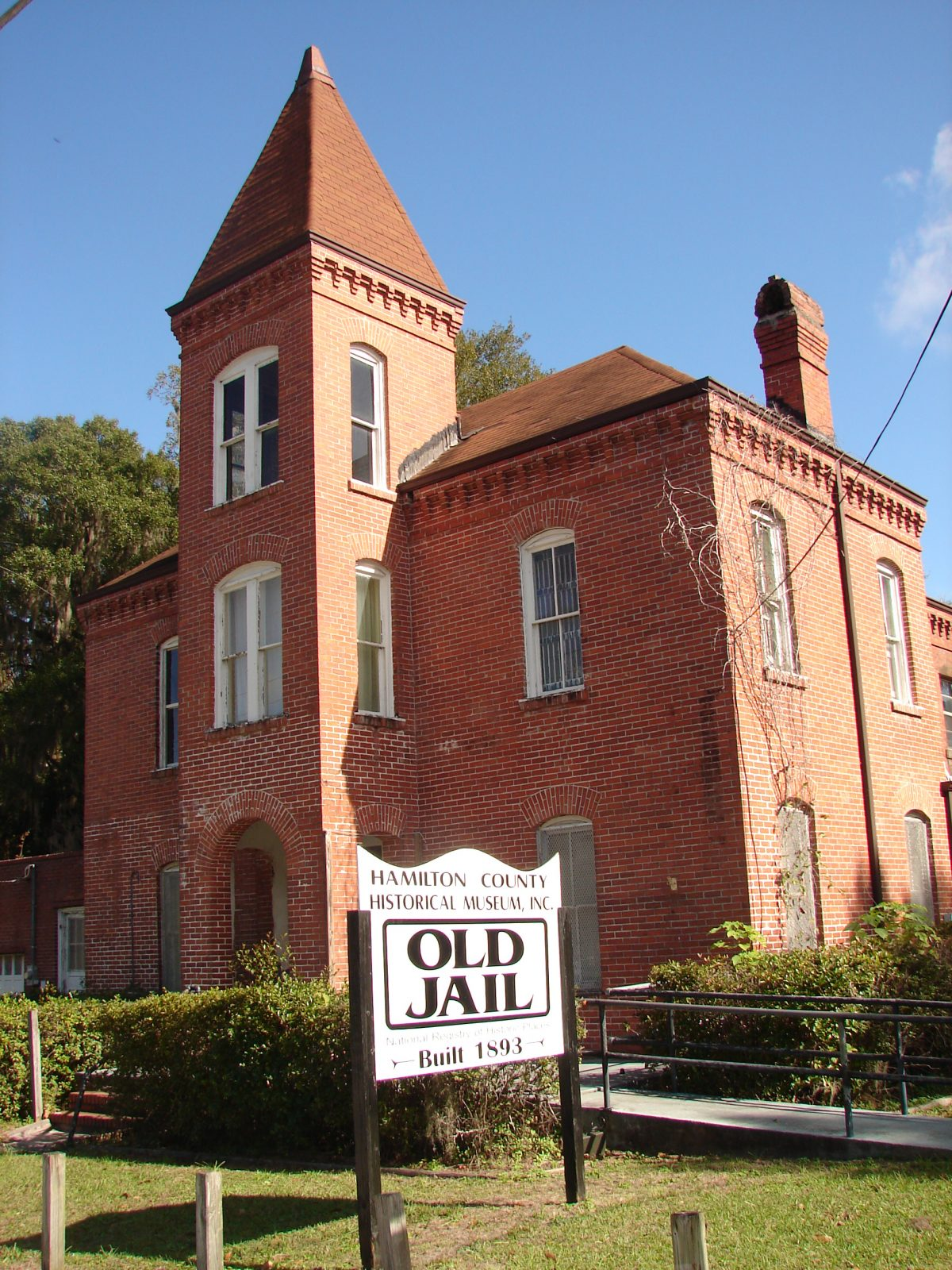 Hamilton County Old Jail Museum
