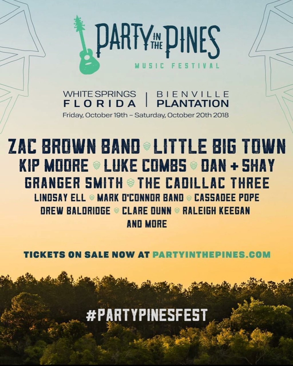 Party in the Pines