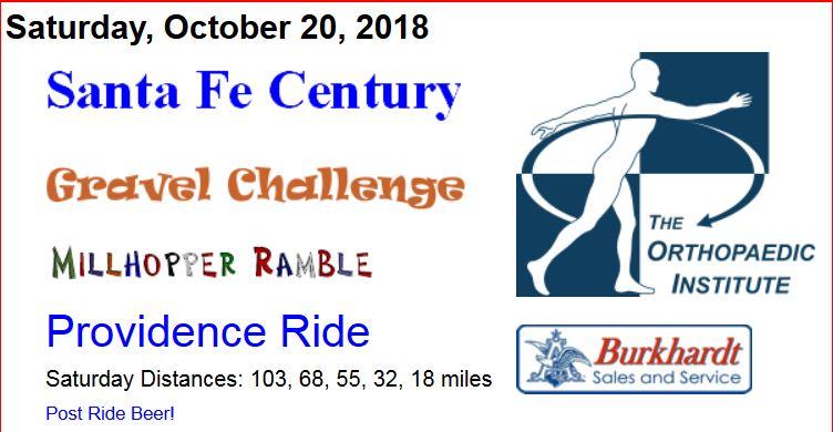 Santa Fe Century Bicycle Ride