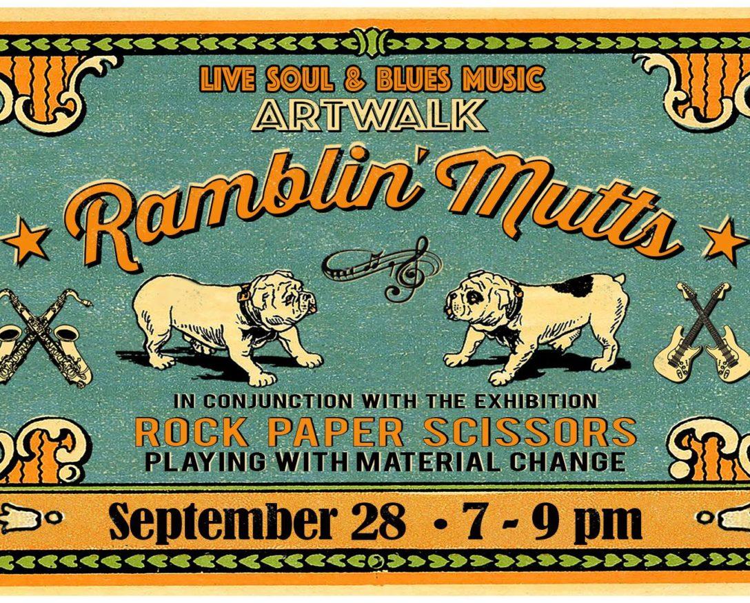 Ramblin Mutts Blues Band | Artwalk Concert