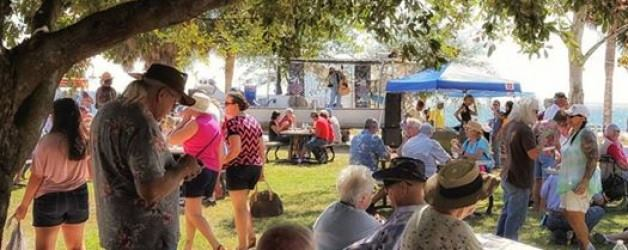 It's Getting Cool--Expect FOOD and FUN at 2018/2019 Festivals in Natural North Florida
