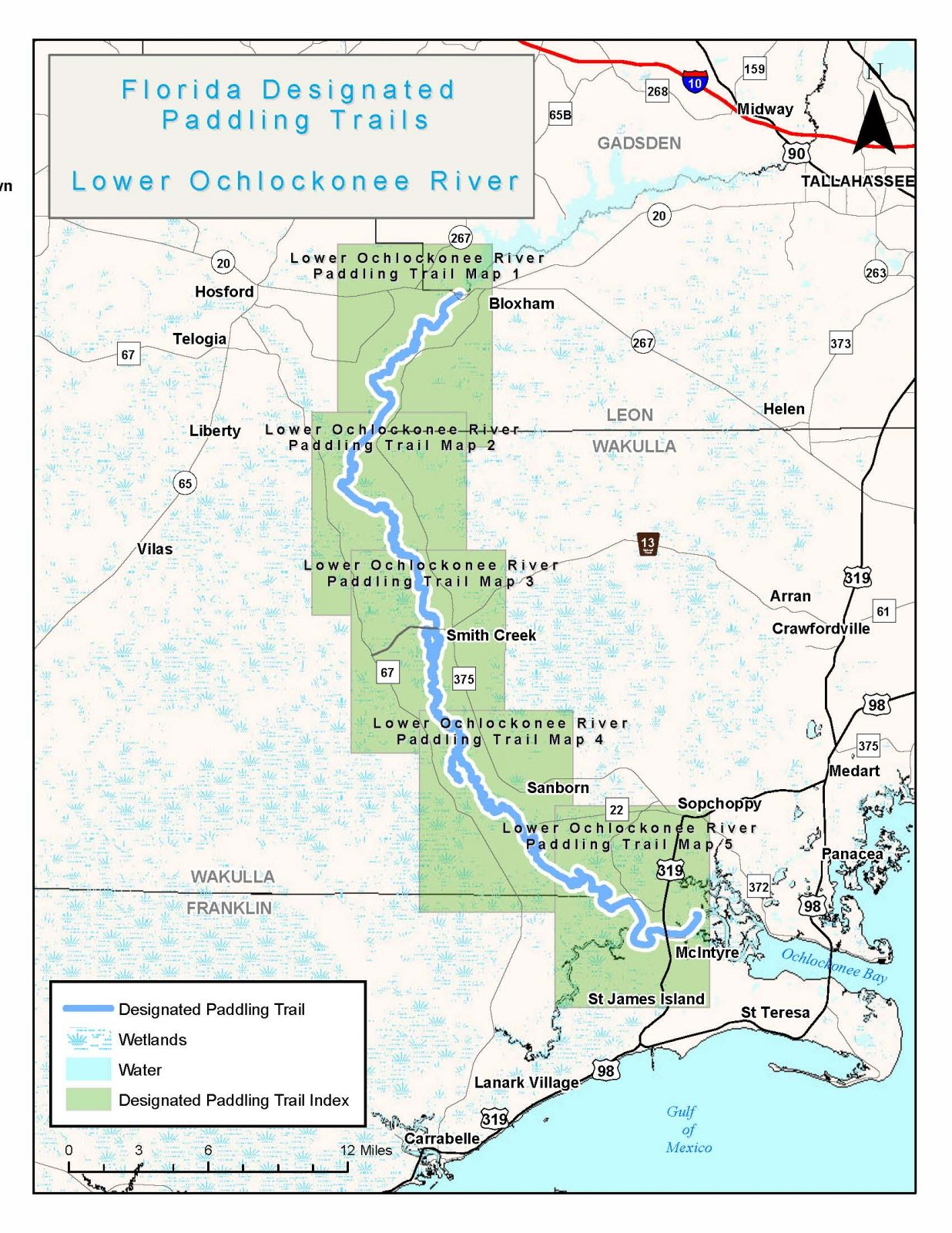 Lower Ochlockonee River