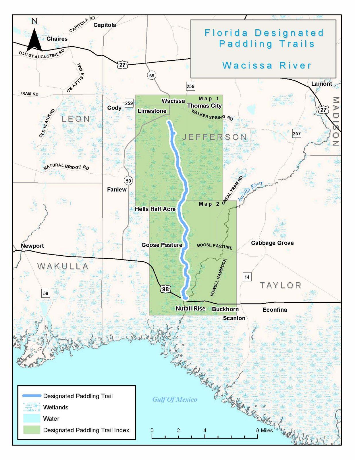 Wacissa River