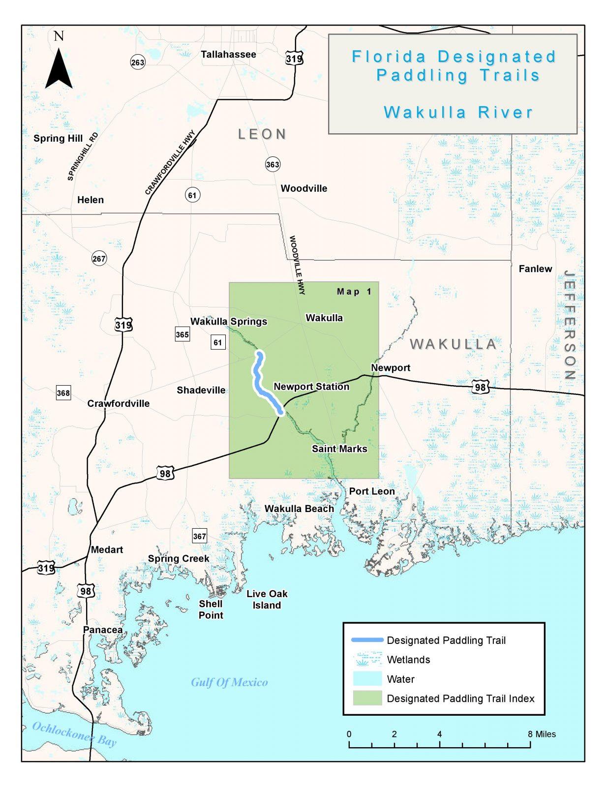 Wakulla river