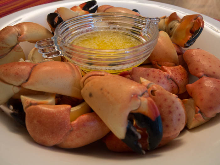 St. Marks Stone Crab Festival, October 27, 2018--Great Things To Eat in Wakulla County