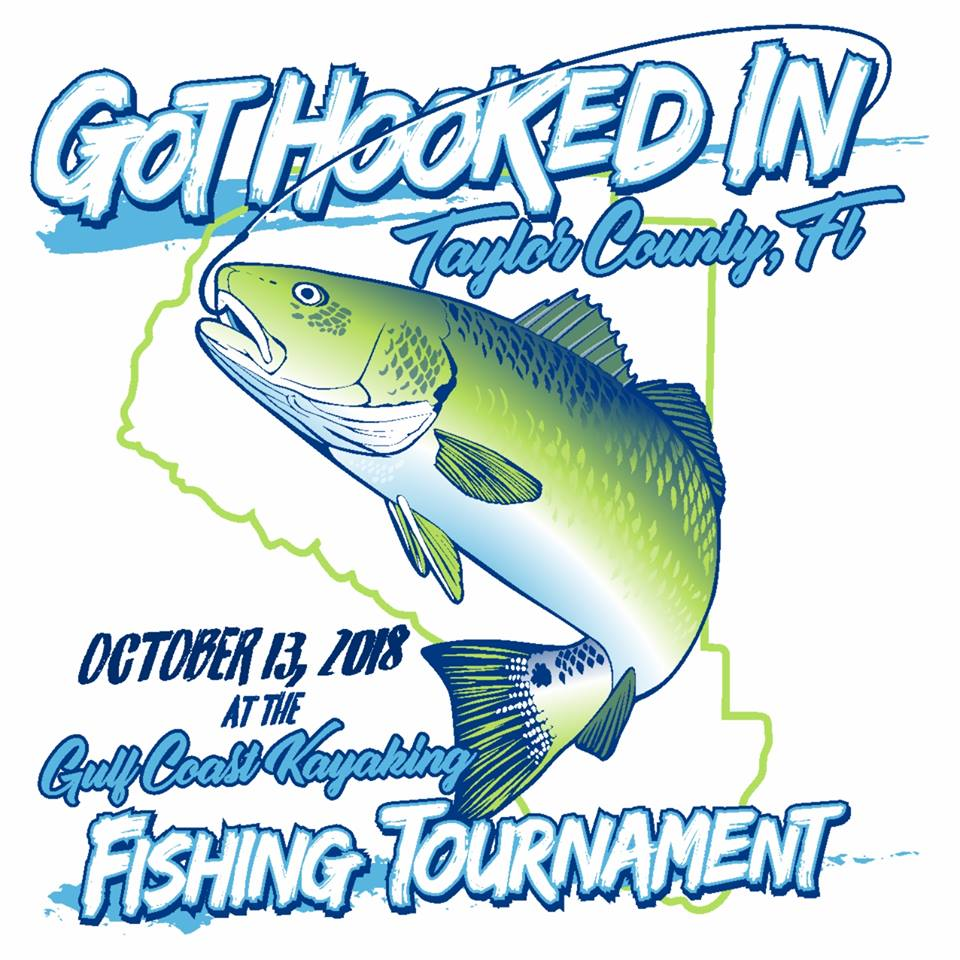 Get Hooked At The Gulf Coast Kayak Fishing Fall Tournament, October 13, 2018