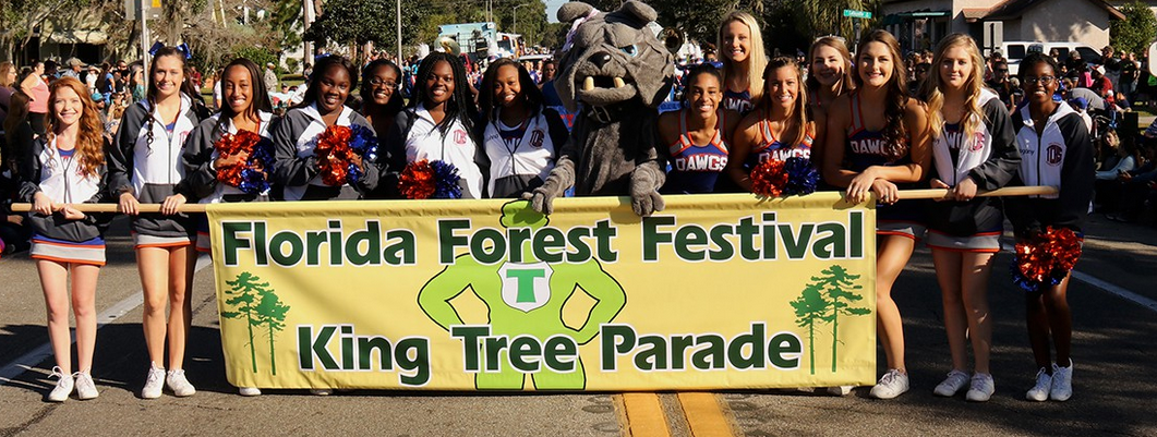 Don't Miss The 63rd Annual Florida Forest Festival and Free Fish Fry, in Perry--October 27, 2018