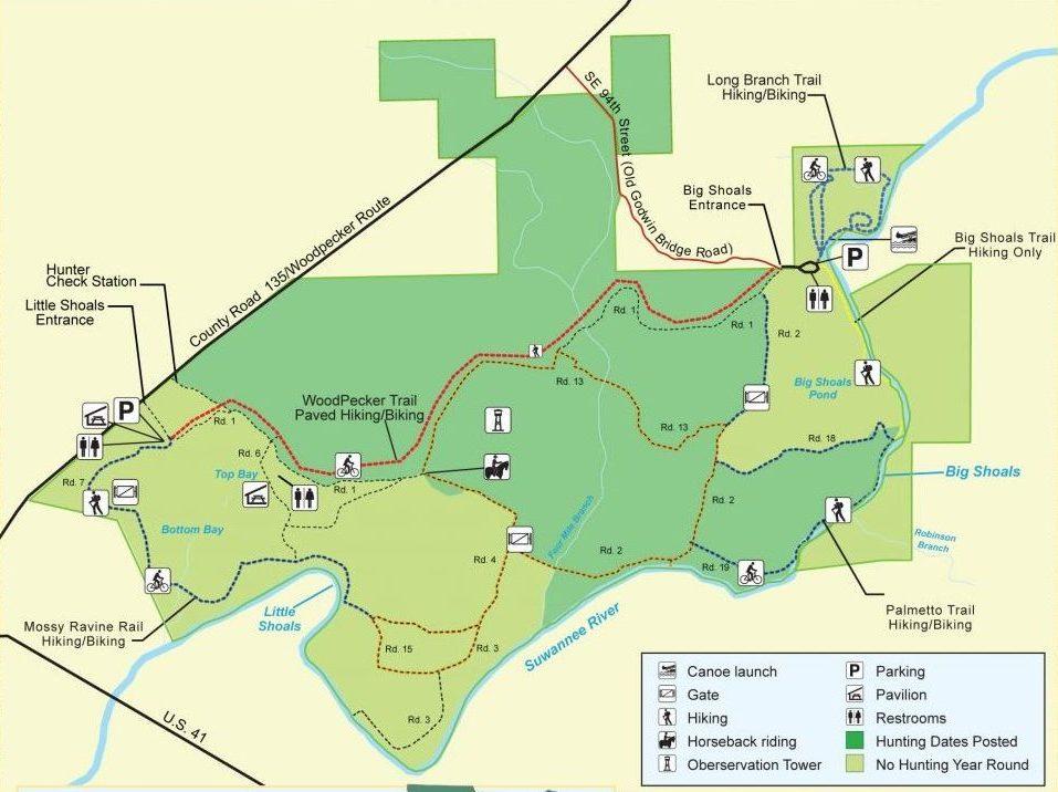 Big Shoals State Park