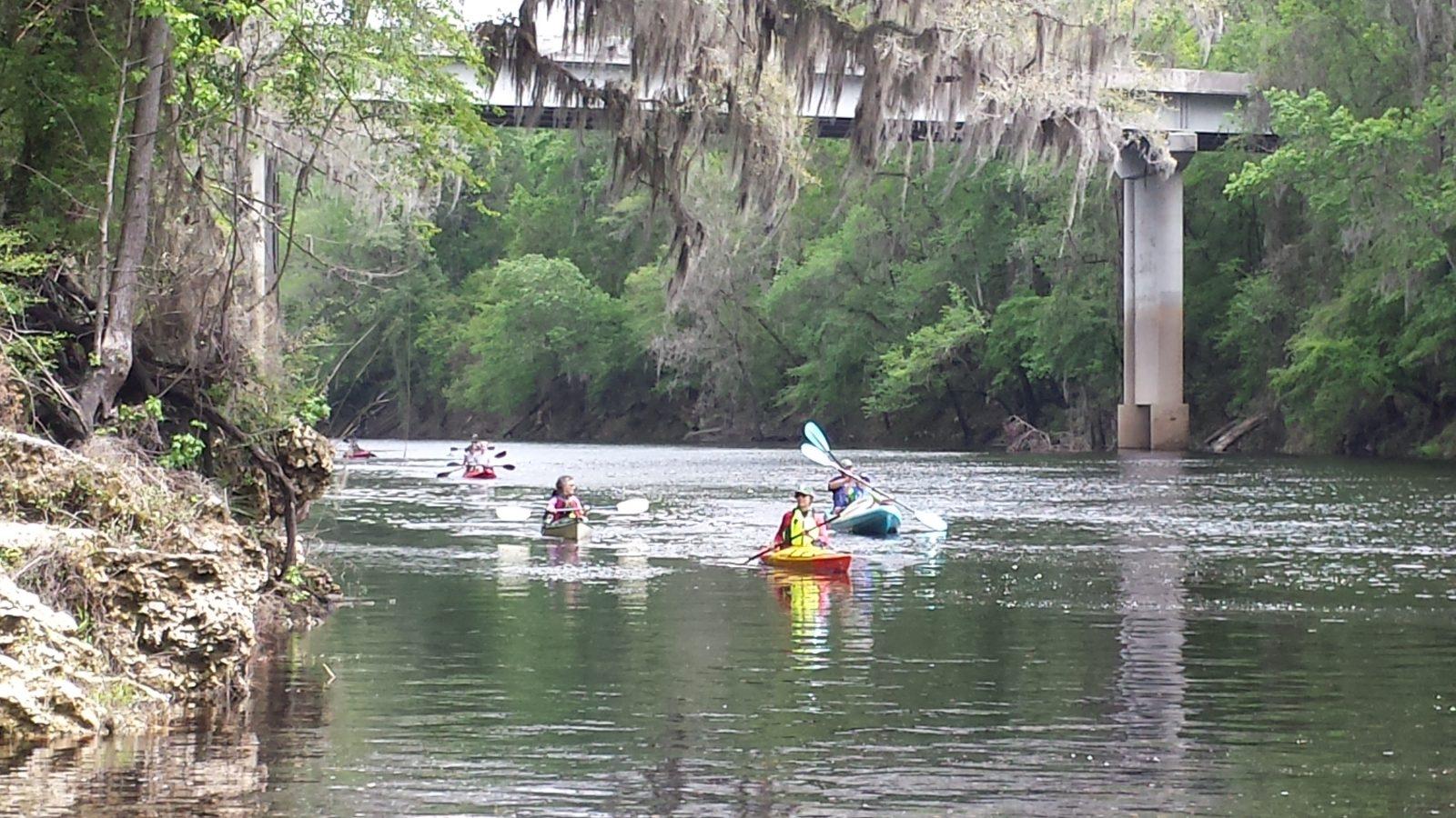Suwannee River Paddle Festival