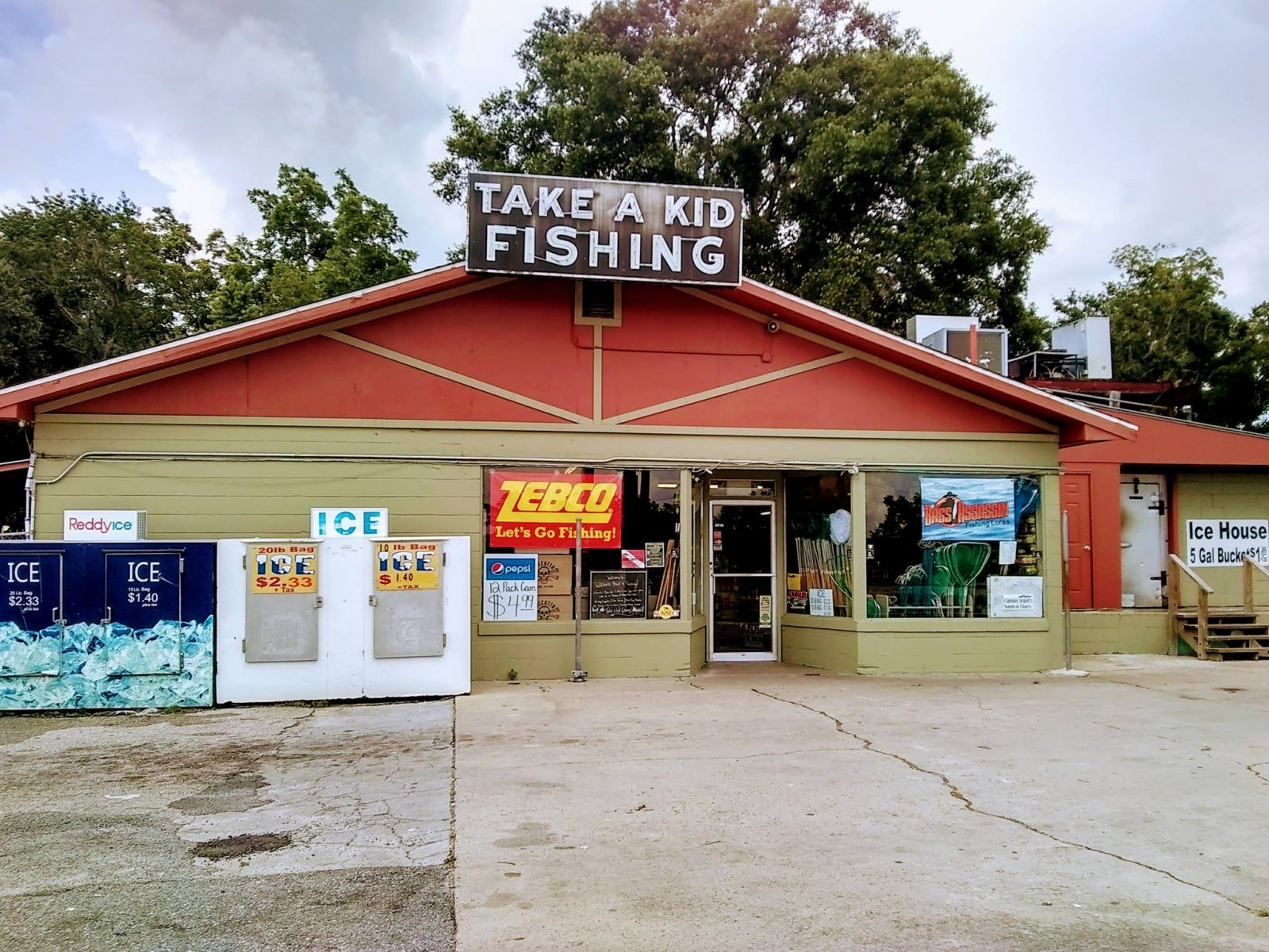 Wilson's Bait and Tackle