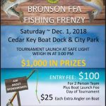 Bronson FFA Fishing Frenzy