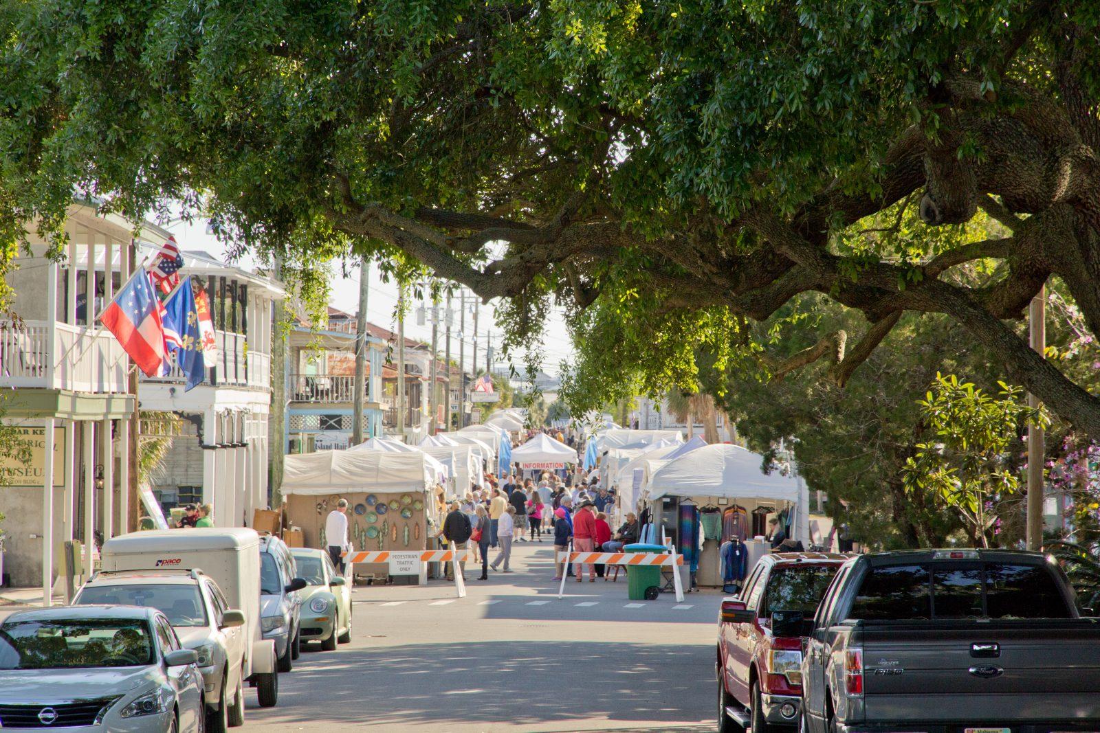 Cedar Key Spring Arts Festival