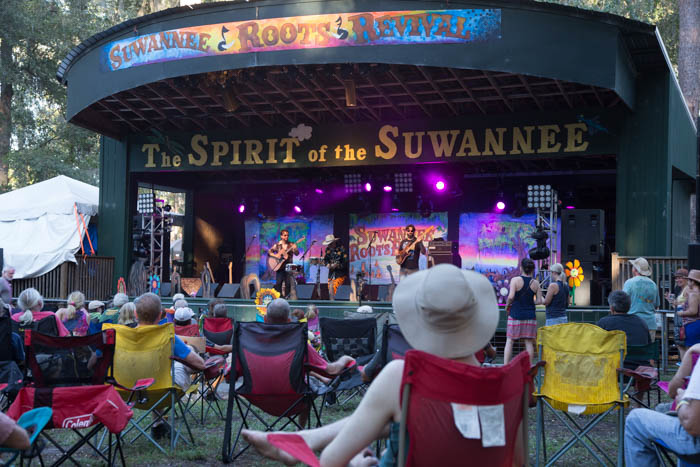 Third Annual Suwannee Spring Reunion--American Music Festival at Spirit of the Suwannee Music Park, March 21-24, 2019