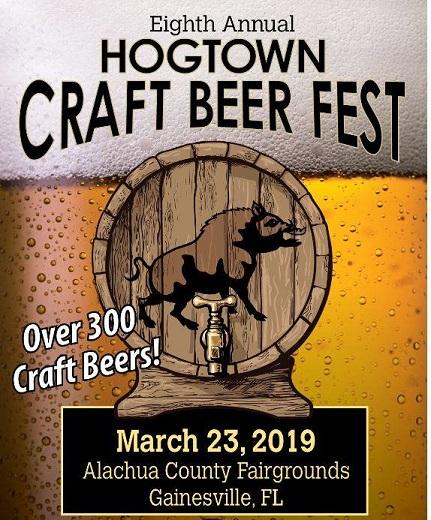 2019 Hogtown Craft Beer Festival