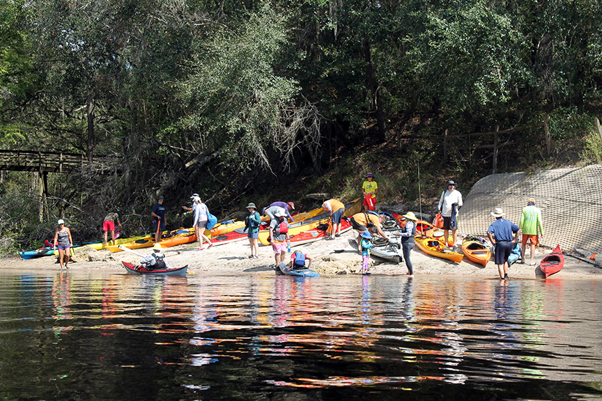 Suwannee River Paddling Festival, April 5-7, 2019
