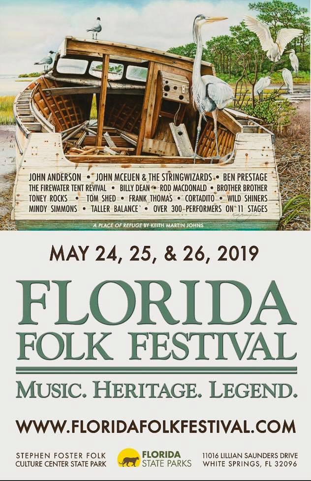 67th Annual Florida Folk Festival