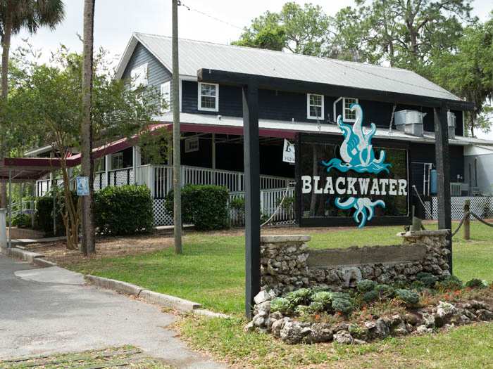 Follow Your Dream To The Blackwater Grill in Yankeetown, FL