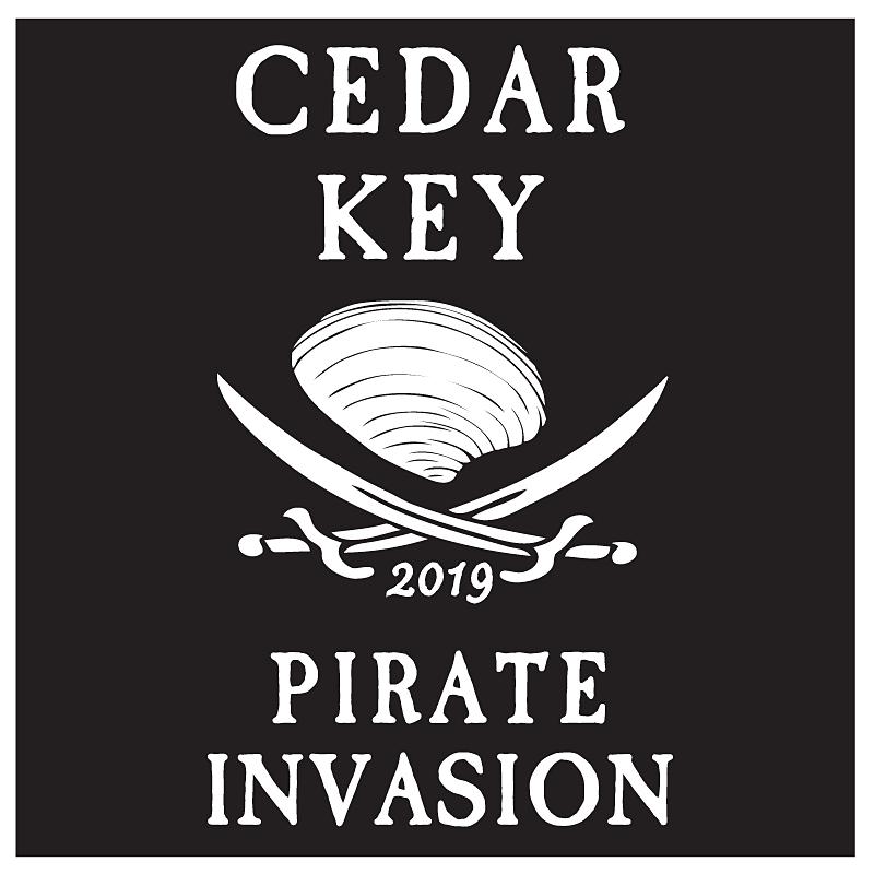 Cedar Key Pirate Invasion