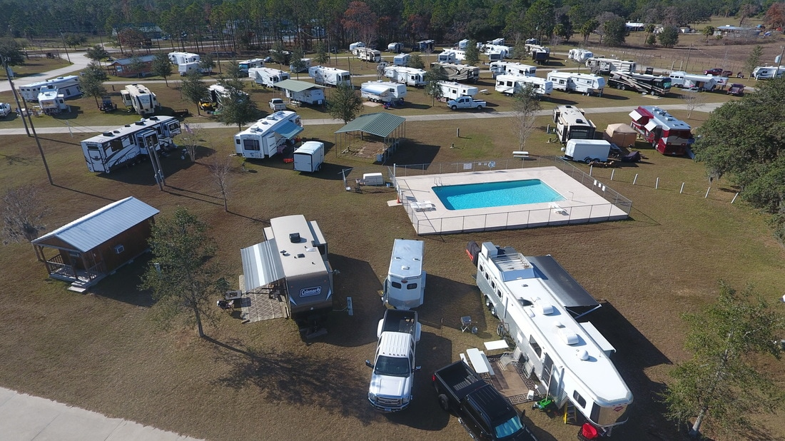 Goethe Trailhead Ranch Campground and Equestrian Park