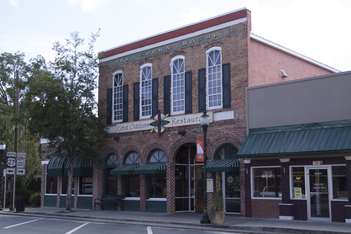 Have a High Time in Downtown High Springs, Florida