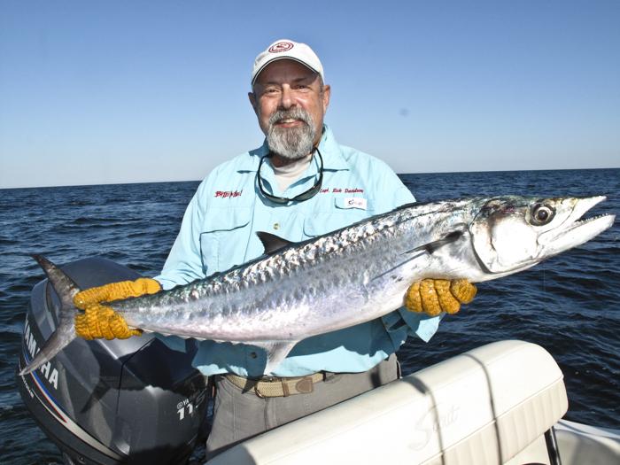 It's Mackerel Season on Florida's Big Bend!