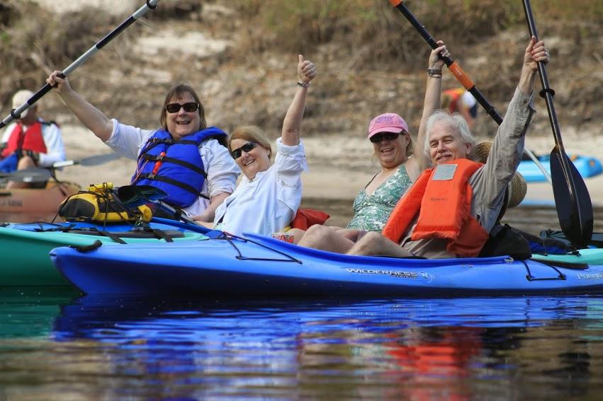 Suwannee River Paddling Festival