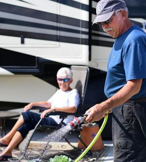 """Park Your RV---and Enjoy The Chiefland, Florida """"Neighborhood"""""""