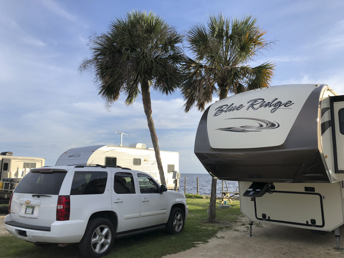 RV ALERT!  Heading To Natural North Florida in 2021?  Plan Ahead!