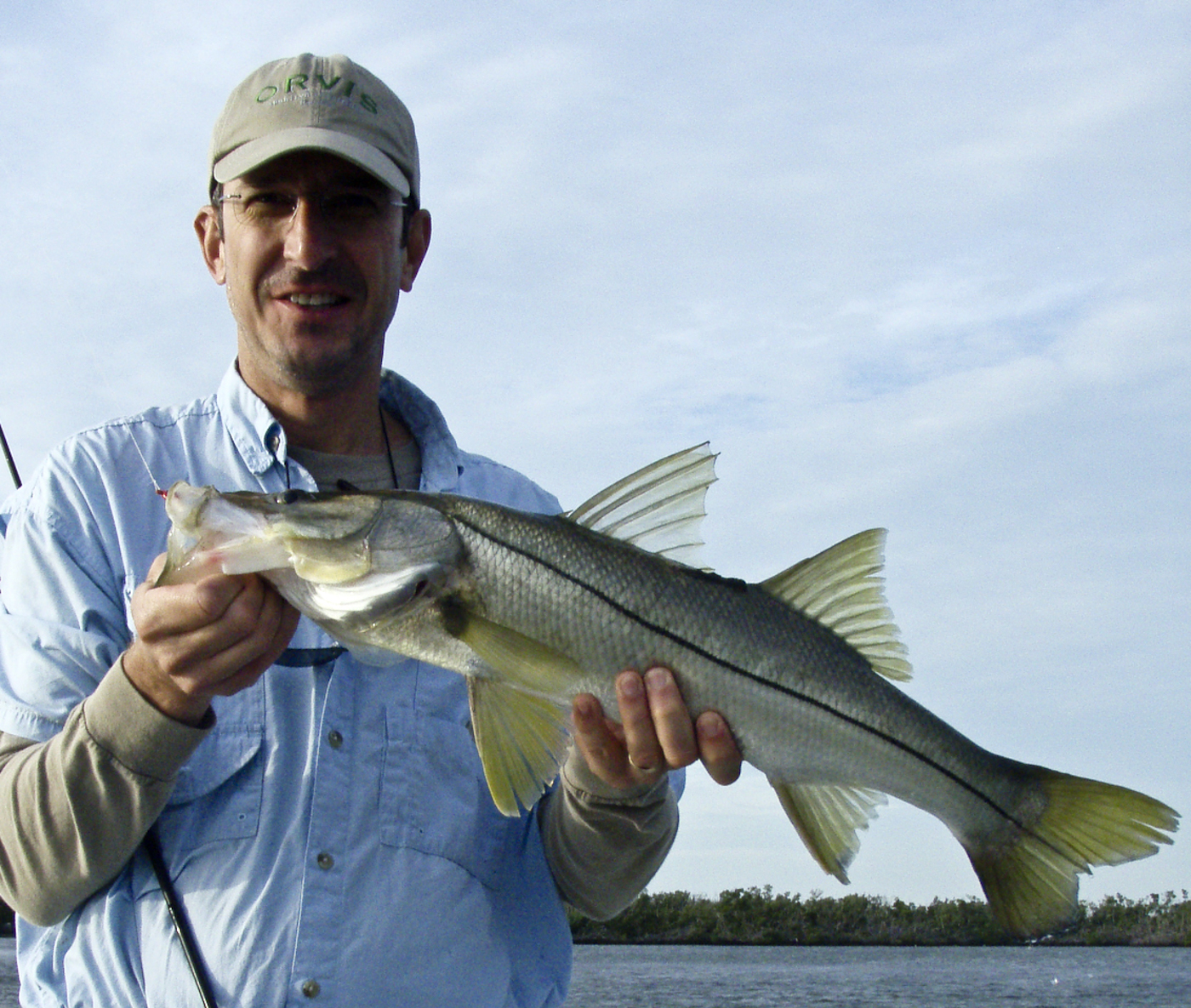 LET'S GO FISHING ON FLORIDA'S BIG BEND!  LESSON #2:  SNOOK