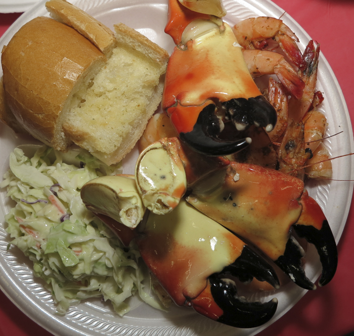 The Best of The Best--Florida Stone Crabs