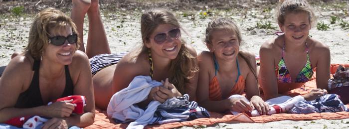 """Enjoy Natural North Florida's """"Pocket Beaches"""""""