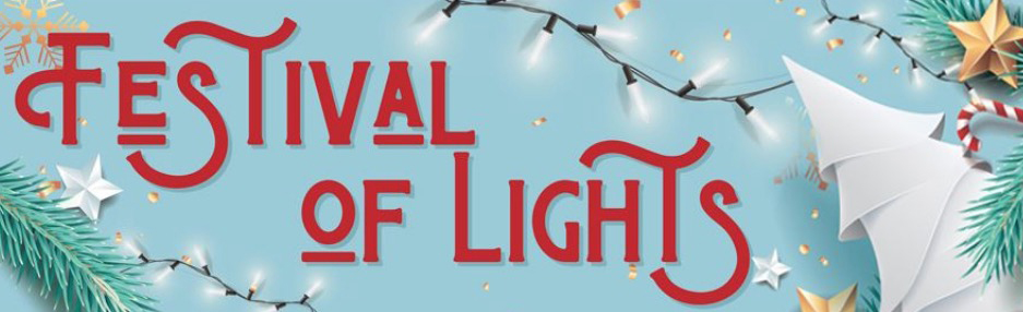 2020 Festival of Lights at Stephen Foster Folk Culture Center State Park in White Springs, FL