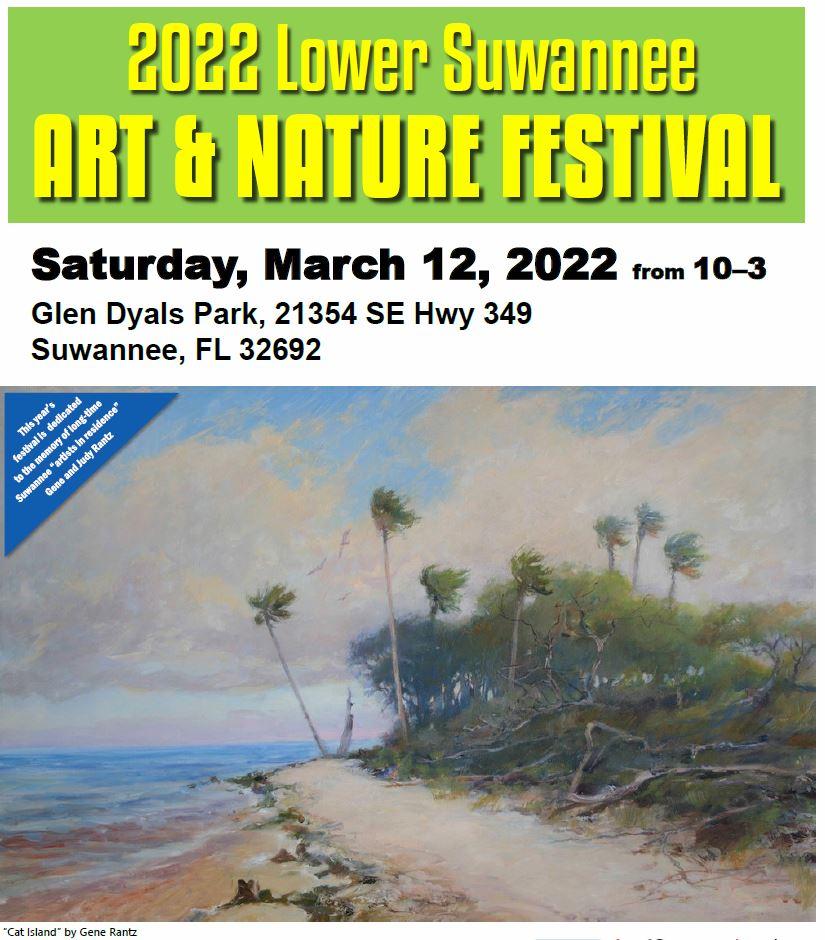 2022 Lower Suwannee Art & Nature Festival